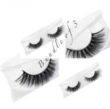 Load image into Gallery viewer, Natural 3D Mink Lashes Bundle Of 3