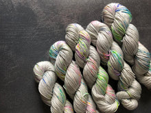 Load image into Gallery viewer, Moon Hopping - BFL Silk - DK