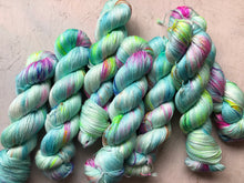 Load image into Gallery viewer, Bioluminescence - Merino Silk - 4ply