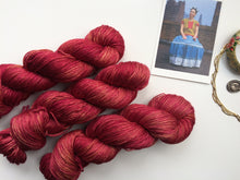 Load image into Gallery viewer, Becoming Kahlo- Merino Silk - 4ply