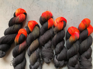 Ground Control - BFL Nylon - 4ply