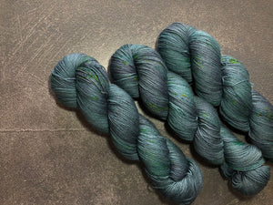 Twilight  - BFL Nylon - 4ply