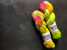 Load image into Gallery viewer, Neon Slice - BFL Nylon - 4ply