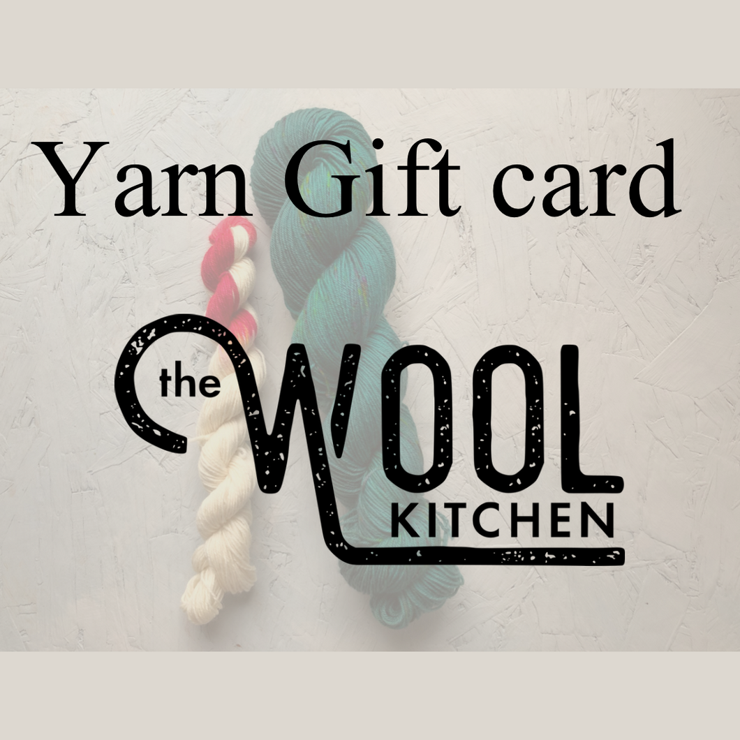 Gift Card - The Wool Kitchen