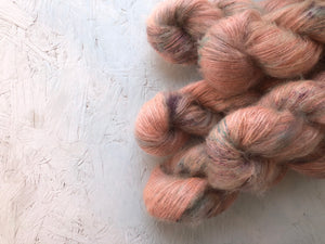 Rose Gold - Mohair Silk - Lace
