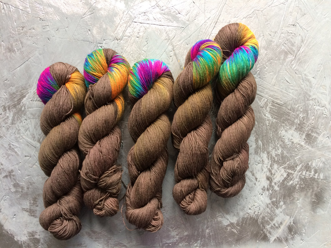 Beetlebum - BFL Nylon - 4ply