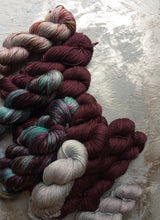 Load image into Gallery viewer, Medusas Sister - Merino Silk - 4ply
