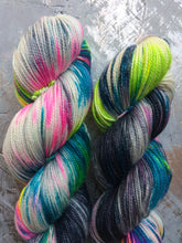 Load image into Gallery viewer, Dark Side of Ziggy - BFL Nylon - 4ply