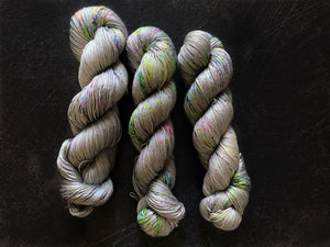 Space Jam - Merino Silk - 4ply