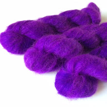 Load image into Gallery viewer, Violet - Mohair Silk - Lace