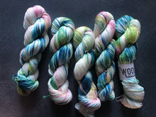 Load image into Gallery viewer, Hot Chip - Merino Silk - 4ply