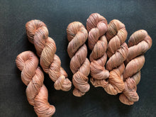 Load image into Gallery viewer, Rose Gold - Merino Silk - 4ply