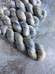 Wild Swimming - Merino Silk - 4ply