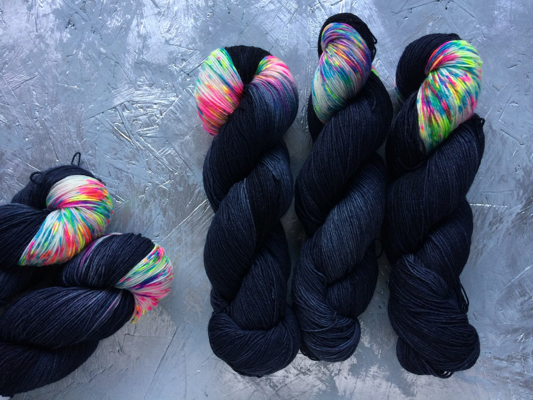Blackstar - BFL Nylon - 4ply