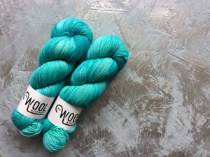 Someday - BFL Bamboo - 4ply