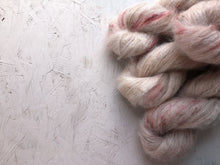 Load image into Gallery viewer, Avocado Dreaming - Mohair Silk - Lace