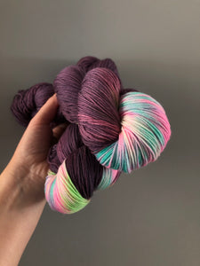 Rouge - Sock - 4ply