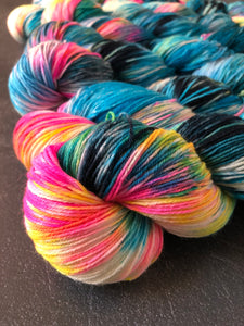 Ziggy - BFL Nylon - 4ply