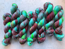 Load image into Gallery viewer, Malachite  - Merino Silk - 4ply