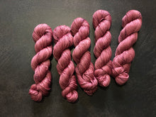 Load image into Gallery viewer, Artic Rose - BFL Silk - DK
