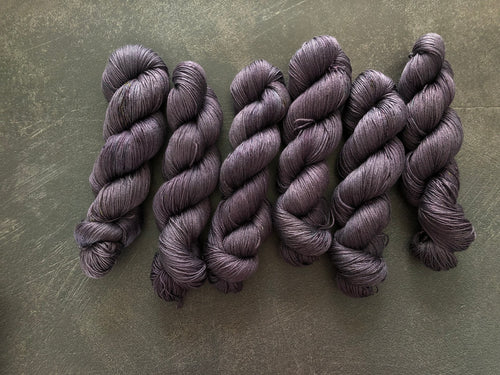 Sister mix - Merino Silk - 4ply