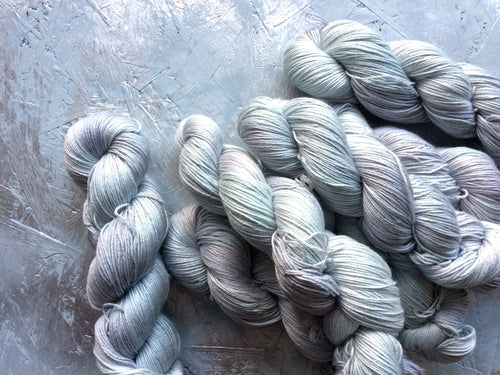 Moonrising - Merino Silk - 4ply