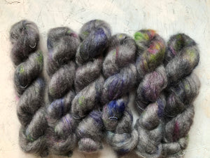 Dancing in the dark - Mohair Silk - Lace