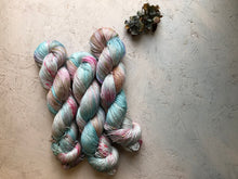 Load image into Gallery viewer, Freshly Fallen  - Merino Silk - 4ply