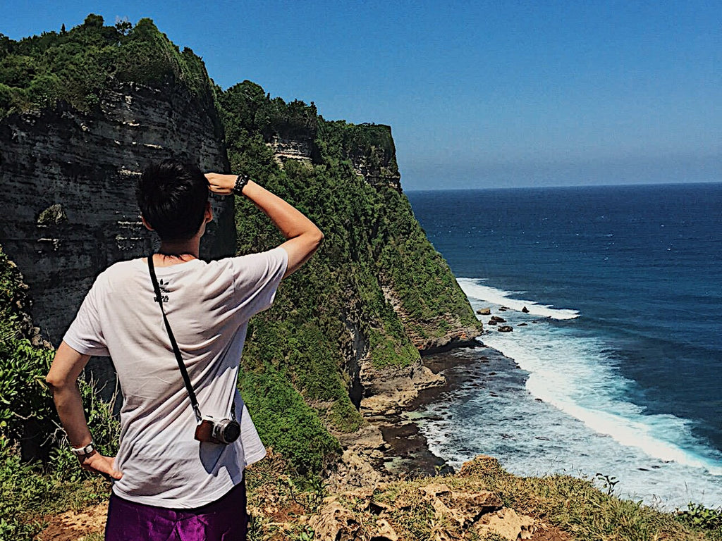 Bali: The Mountains of Uluwatu