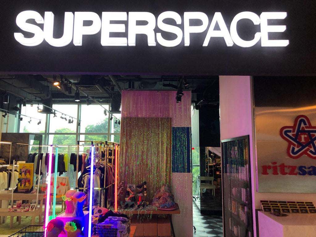 SUPERSPACE Singapore Store