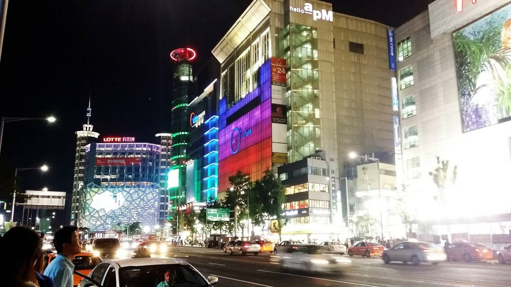 3 Shopping Malls to go in Dongdaemun Market