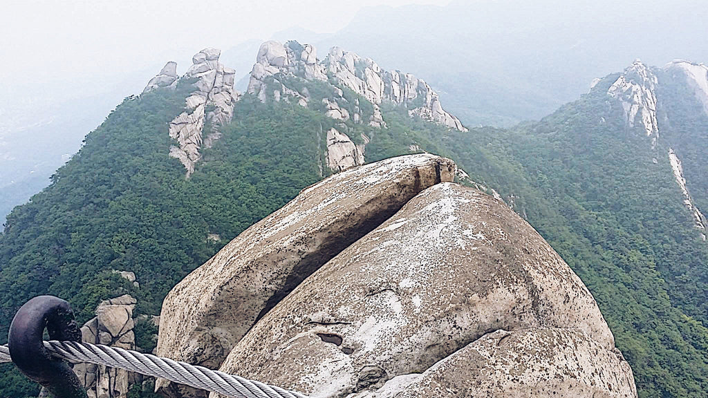 How Climbing the Bukhansan Changed My Life