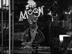 THE MOON (Bookstore & Cafe)