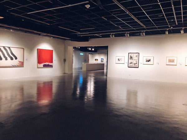 National Taiwan Museum of Fine Arts Gallery