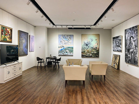 Blue Ocean Art Gallery