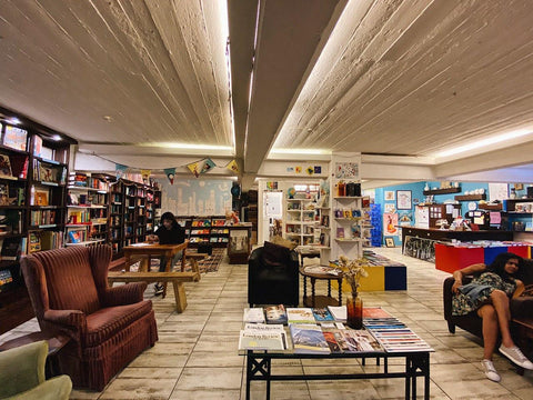 The Book Lounge South Africa Cape Town