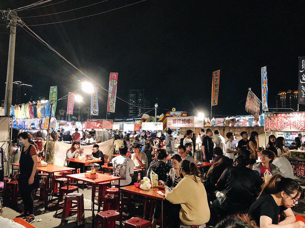 Wusheng Night Market Tainan