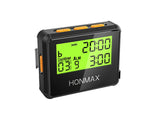 HONMAX 8200 IP66 Programmable Interval Timer Stopwatch-Black