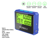 HONMAX 8200 IP66 Programmable Interval Timer Stopwatch-Blue