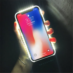 Funda luminosa para Iphone