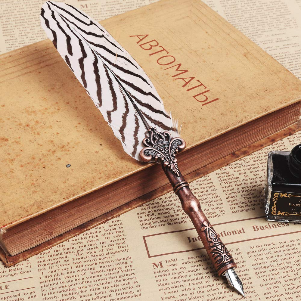 Quill and ink writing services