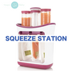 <B247A>SQUEEZE STATION™ 離乳食パウチマシーン