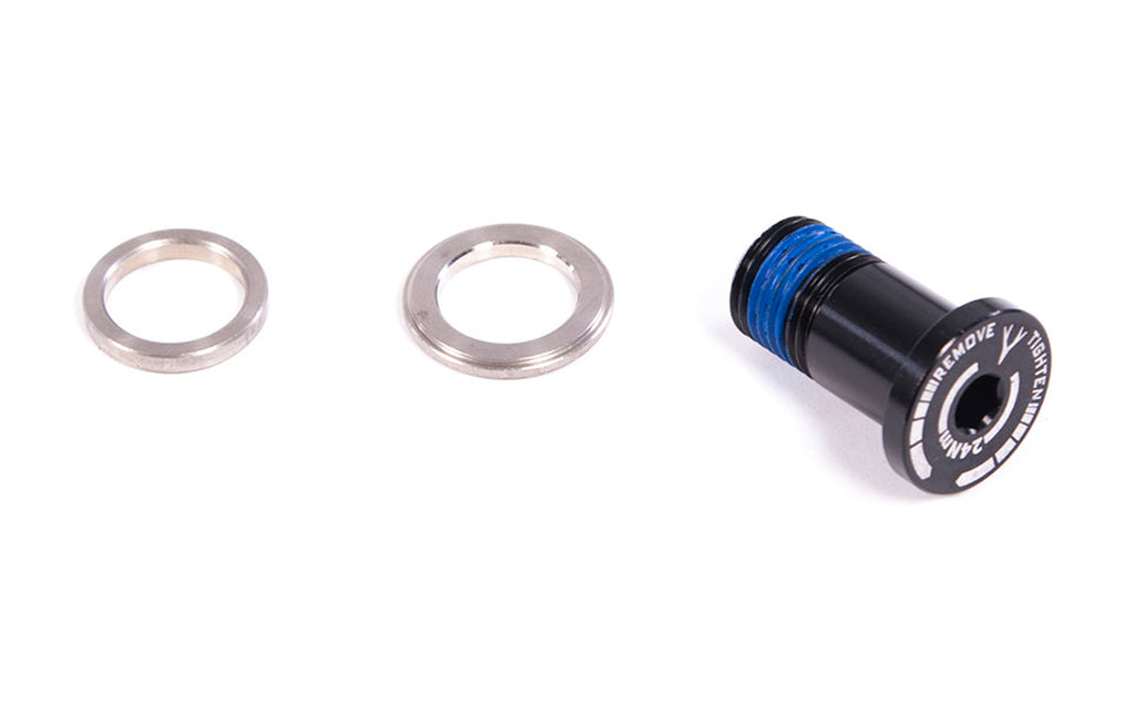 REAR CHAINSTAY PIVOT BOLT KIT