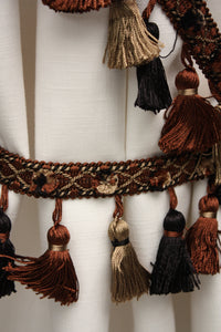 Tassel Fringe - A Shufflebotham and Son