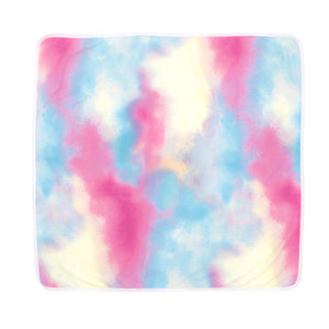 Jersey Fitted Cot Sheet - Tie Die