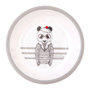 Melamine Bowl - Bear