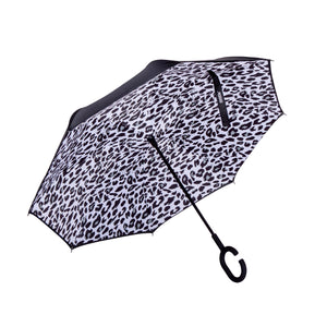 Adults Umbrella - Leopard