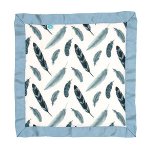 Muslin Security Blanket - Feather