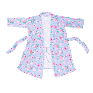 Mummy Robe - Floral