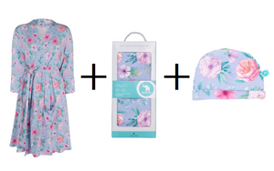 Value Pack - Matching Mum & Bubs Range - Floral